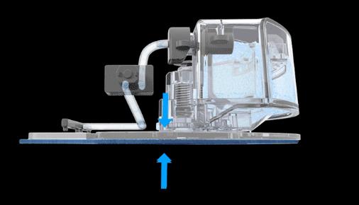 科沃斯扫地机器人DD35:智能微控湿拖,真不一样