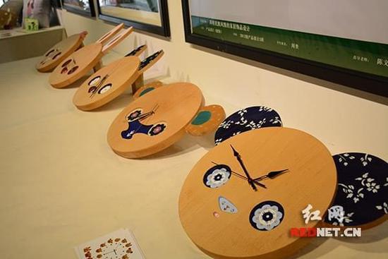 中南林业科技大学家具与艺术设计学院2017届本科生毕业设计作品,木制