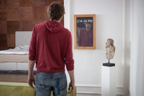Dirror推出搭载Windows 10系统的智能镜子的照片 - 8