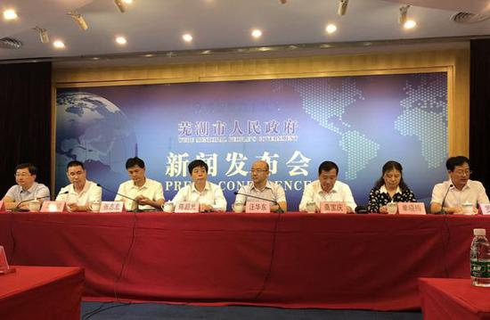 芜湖公布9·19幼儿园食品安全问题样品检测结果