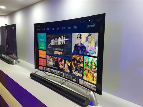 """乐视超极电视内容""""升级"""":小米电视同源的照片 - 1"""