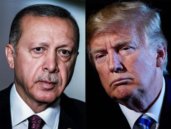 土耳其总统回应特朗普:土美关系陷险境 将寻新盟友