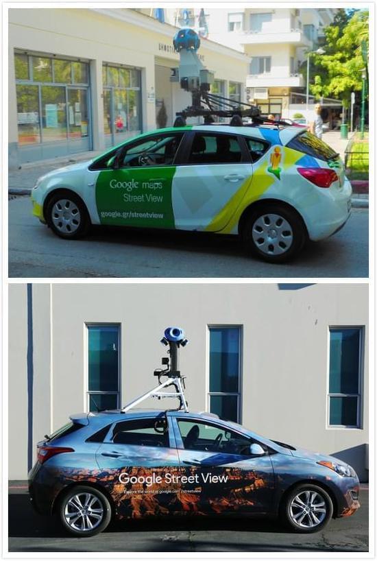 谷歌街景车经历了8年来最大的升级,也用上了AI