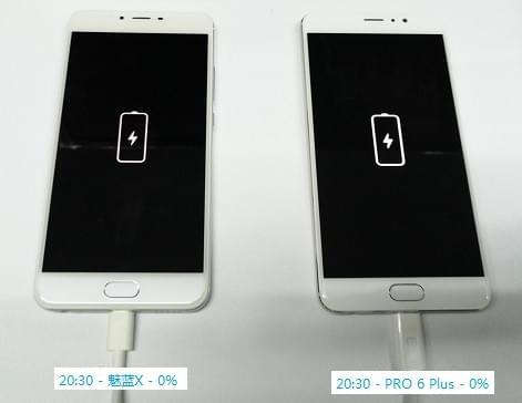 流光背影+首发P20:魅蓝X 开箱、跑分、快充、屏幕测试的照片 - 31