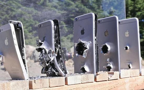 手机能挡子弹?实验证明这其实是扯淡