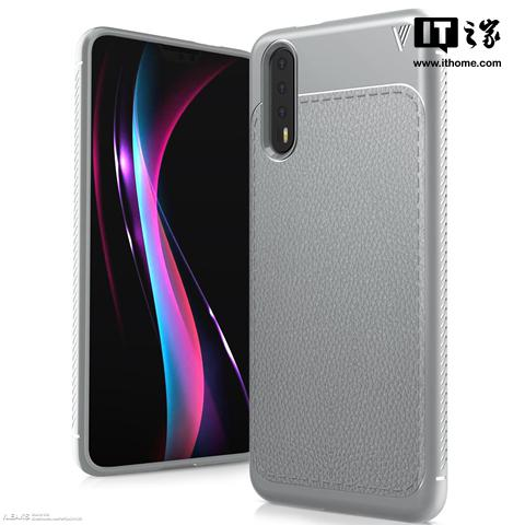 """华为P20亮屏真机:""""刘海""""比iPhone X更小"""