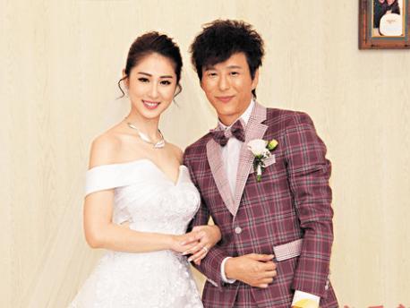 石咏莉下嫁邓健泓。
