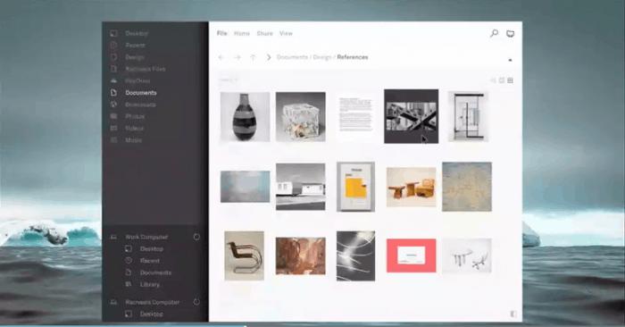 这是你要的毛玻璃特效:Fluent Design桌面和应用一览的照片 - 4