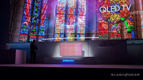 三星推全新QLED液晶电视,称100%色量还原的照片 - 1