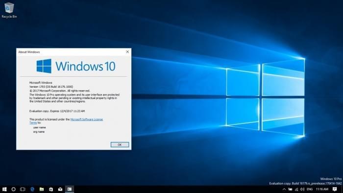 Win 10 Build 16179发布:新增节电功能和VM设置选项的照片 - 4