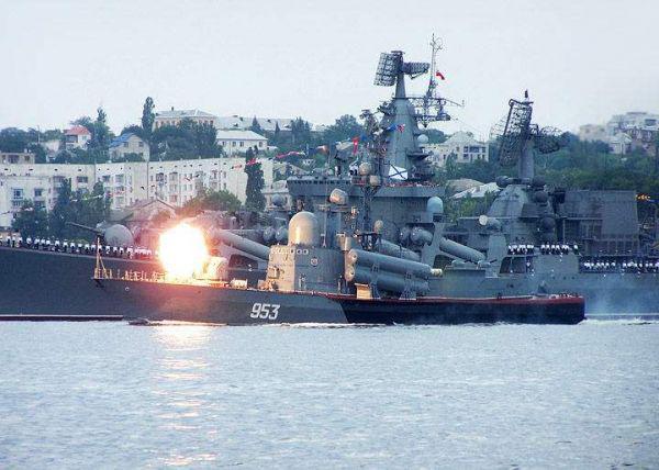 俄海军在地中海组成无缝攻击系统 对以色列威胁大