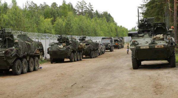美军评估从德国撤军 波兰欲花20亿美元收美装甲师