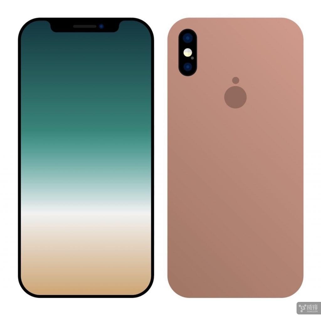 意外苹果间接承认iPhone8的外观设计?