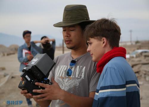 梁策《寻找保罗》导演手记:在好莱坞拍摄的干活分享