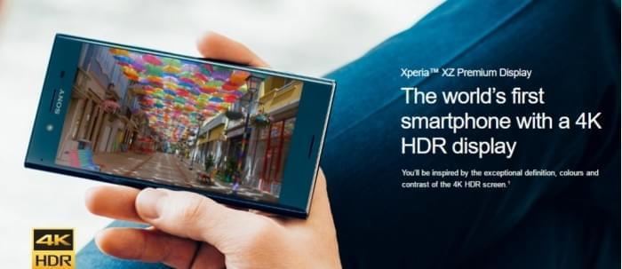 索尼旗舰XZ Premium国行5月17日亮相 邀请函已出的照片 - 1
