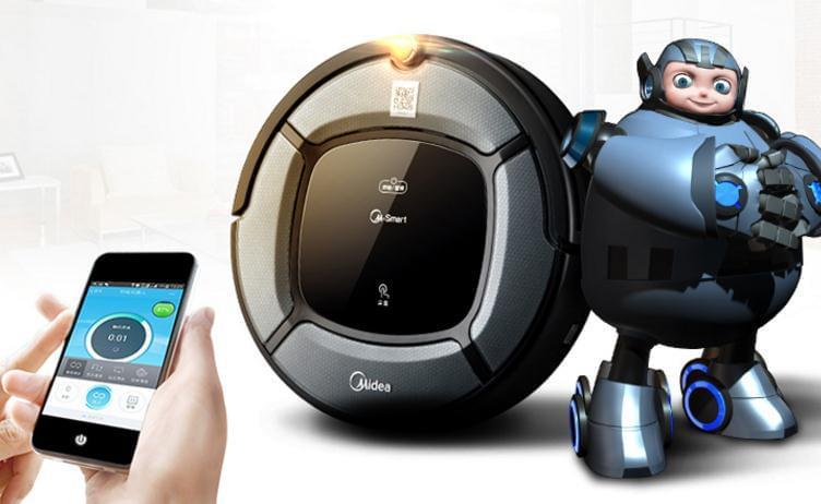 智能家居新时代,给你一些不一样的扫地机器人