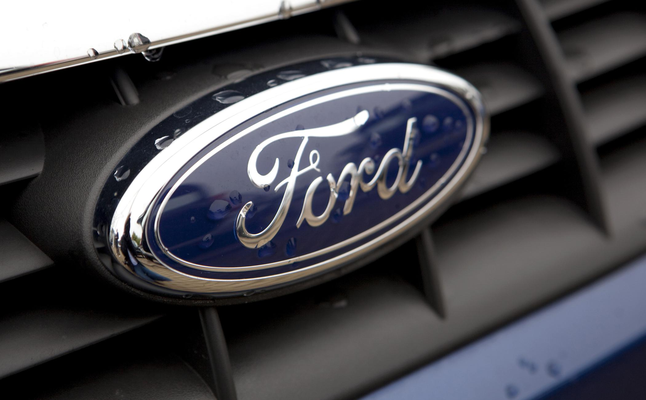 福特百度联手在华开发智能车