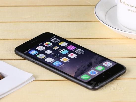 苹果6s手机的听筒结构图
