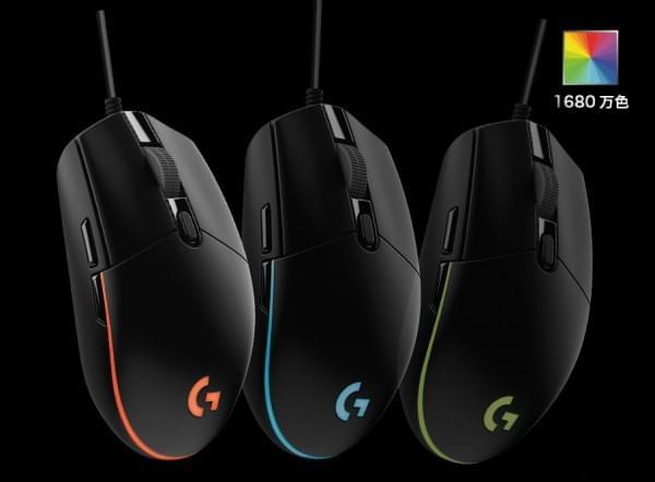 罗技G102游戏鼠标发布:6000DPI/黑白两色的照片 - 4
