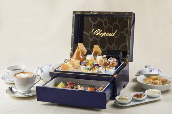 北京华尔道夫酒店携手瑞士高端珠宝腕表品牌Chopard萧邦浪漫呈现珠宝主题下午茶