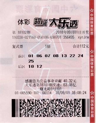 小伙8+2复式票斩获1000万元 欲开连锁餐馆