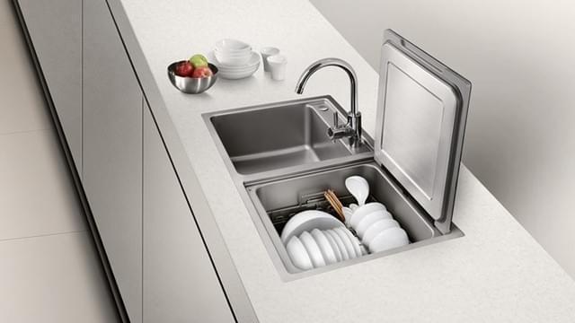 洗碗机怎么挑选?关注这3个方面就够了