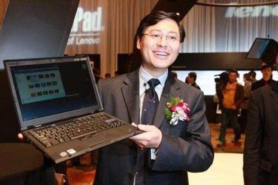 杨元庆:联想正经历史上最难转型 需要更多杨元庆