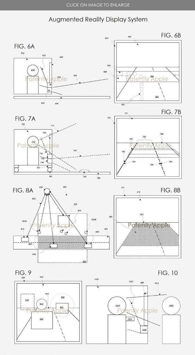苹果自动驾驶新专利 挡风玻璃就是显示屏