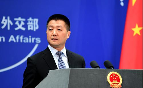 文在寅称美国应降低与朝鲜对话门槛 外交部回应
