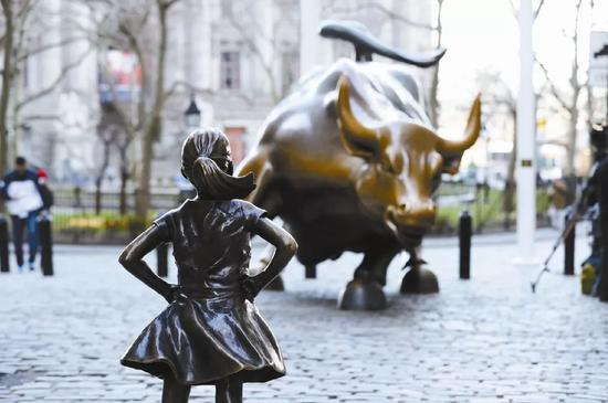 """""""她在改变世界"""" 交易所迎女掌门人时代"""