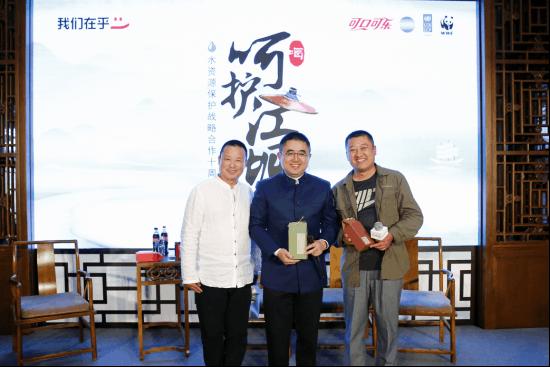 呵护江湖 我们在乎 可口可乐中国聚力践行水资源保护