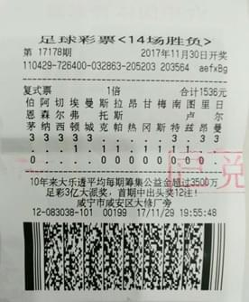 两大奖得主同日露脸领奖!中奖彩票曝光(图)