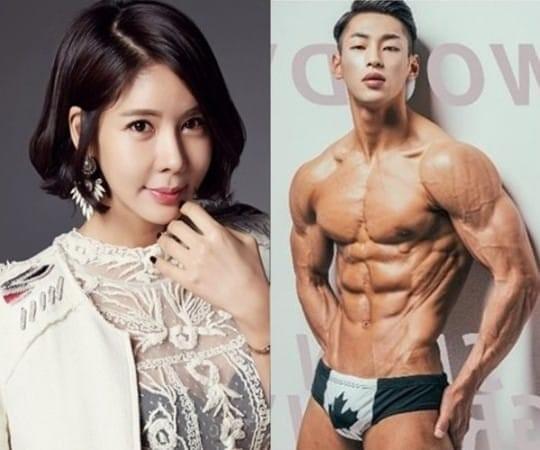 韩女星金俊熙自曝恋情 男友是小16岁健美运动员