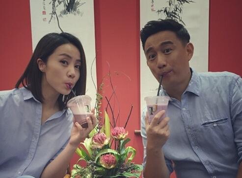 黄磊发文为妻子孙莉庆生:宝贝 生日快乐