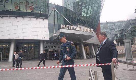 遭匿名炸弹威胁的所有莫斯科火车站 已恢复运转