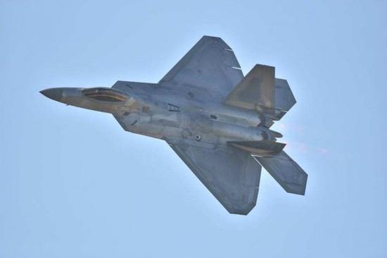 40年后仍保持技术优势?美军为F22验证新型武器