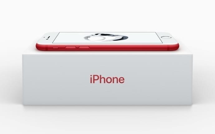 苹果推出红色特别版iPhone 7系列,何为(Product)RED?的照片 - 5