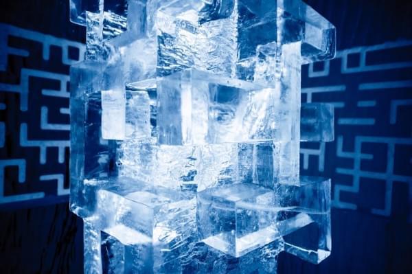 全年开放的瑞典冰酒店Icehotel 365即将开业的照片 - 2
