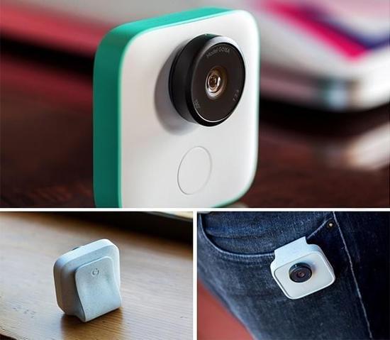 谷歌AI相机Clips 未来相机都将这么玩儿