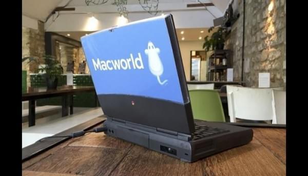 横穿七个时代: 回忆苹果笔记本电脑的进化的照片 - 4