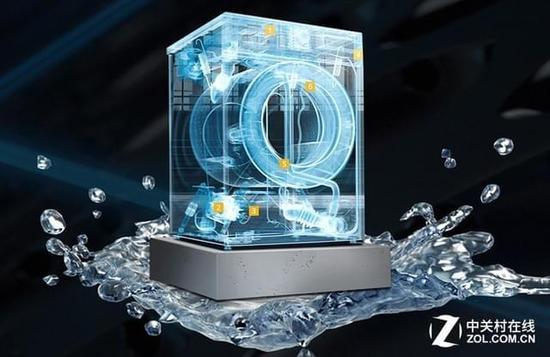全新西门子iq500系列洗衣机体验