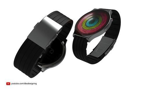 ���µ�Apple Watch����: Բ�����