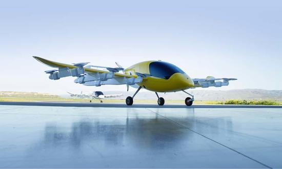 两家空中出租车初创公司获美国防部投资