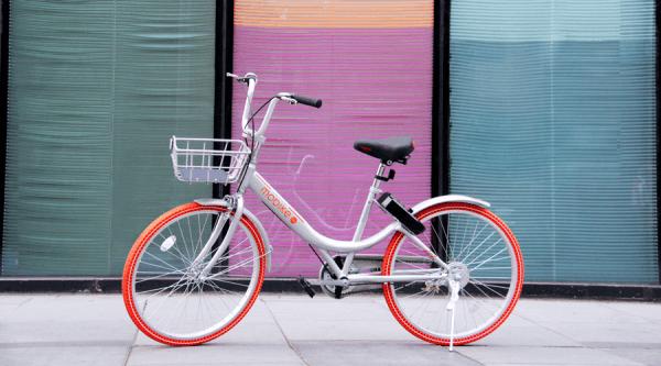 除了手机,富士康还将代工摩拜单车的照片