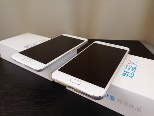 流光背影+首发P20:魅蓝X 开箱、跑分、快充、屏幕测试的照片 - 12