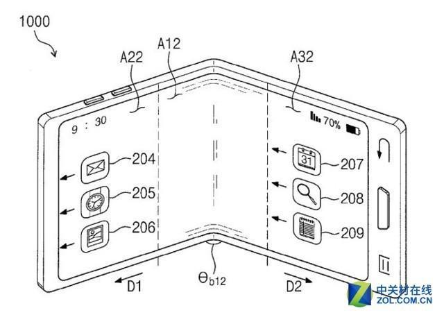 可折叠屏手机真要出现了?三星或将明年发布