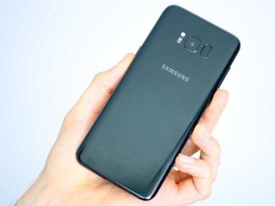 三星Galaxy S9+跑分流出:就是看着有点怪
