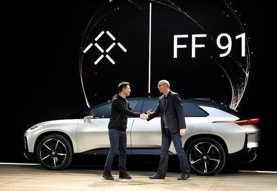 法拉第未来租下了前轮胎工厂 作为FF91的生产工厂