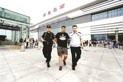 人像识别助北京铁警抓获141名在逃犯:自动报警