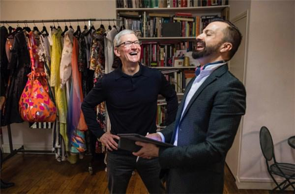 库克不受苹果员工待见:百大CEO评选排名第96位